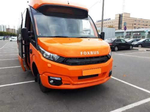 автобус фоксбас